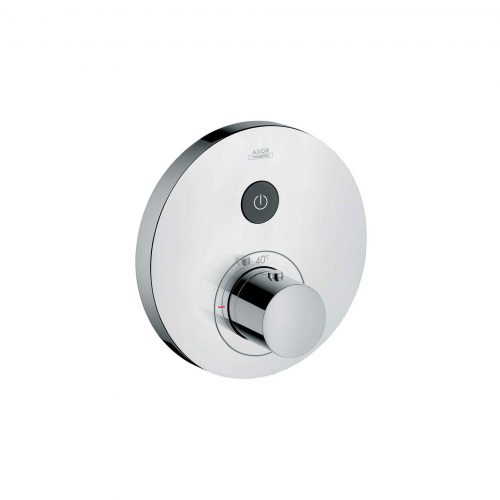 West One Bathrooms Online 36722000 axor showerselect axor showerselect round thermostatic mixer for concealed installation for 1 outlet 1