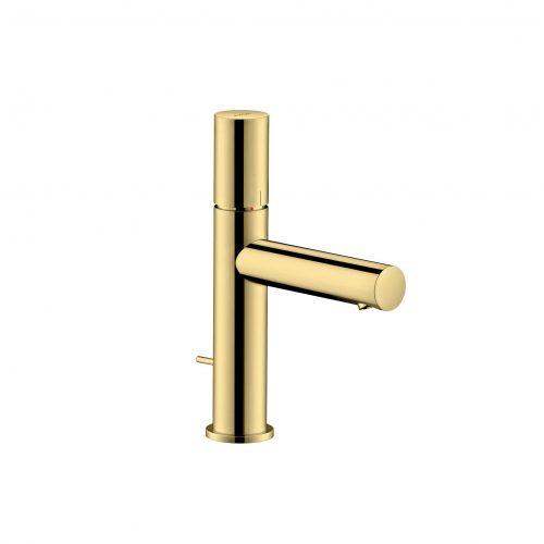 West One Bathrooms Online 45001930 axor uno single lever basin mixer 110 zero handle with pop up waste