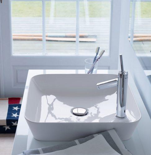 West One Bathrooms Online Duravit  Cape Cod Wash Bowl