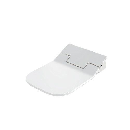 West One Bathrooms Online Duravit SensoWash Slim Shower Toilet Seat for DuraStyle