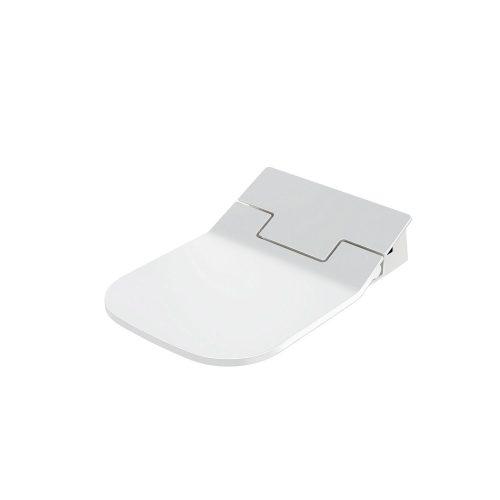 West One Bathrooms Online Duravit SensoWash Slim Shower Toilet Seat for ME by Starck 01 N