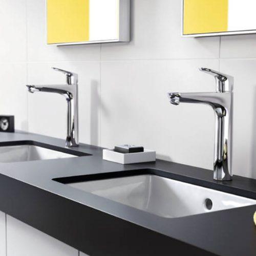 West One Bathrooms Online Focus Single lever