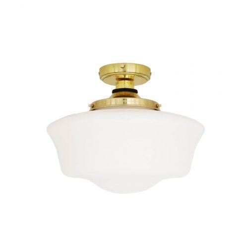 West One Bathrooms Online mullan lighting mlbcf006polbrs 1