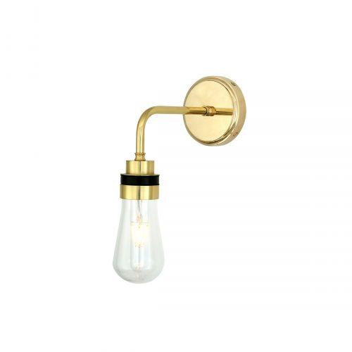 West One Bathrooms Online mullan lighting mlbwl009polbrs 2 1