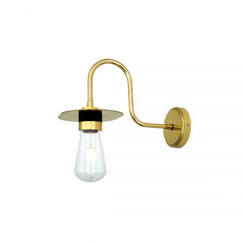 West One Bathrooms Online mullan lighting mlbwl063polbrs 2