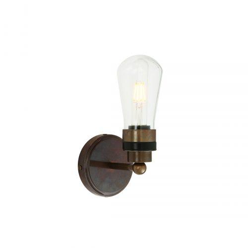 West One Bathrooms Online mullan lighting mlbwl102antbrs 1