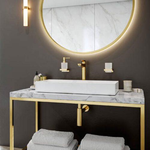 West One Bathrooms Online Talis E Single lever basin mixer