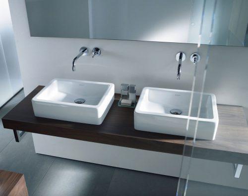 West One Bathroomws Online duravit happy Vero Above Counter