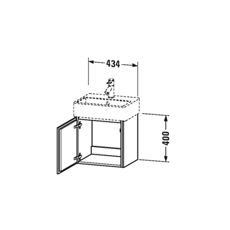 Bathwaters   Duravit   LC6245 80