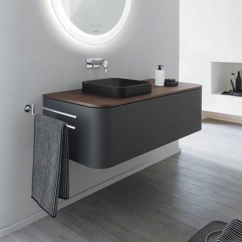 West One Bathrooms Online duravit Surface Basin 400mm