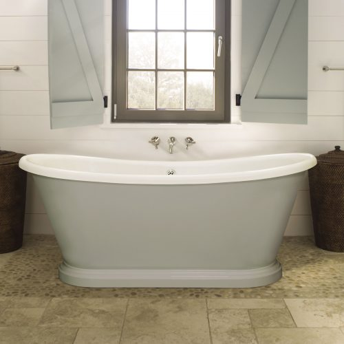 Bathwaters   BAS063 Boat Bath 1580mm