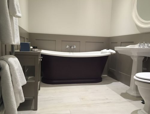 Bathwaters   BAS065 Congham Hall Anise new bathroom