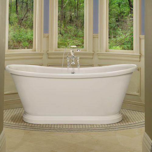 Bathwaters   BAS070 Boat Bath 1800mm