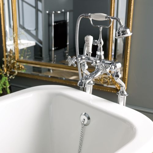 Bathwaters bath tap single ended