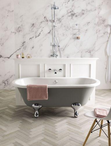 Bathwaters   BAU035 Elmstead Bath Grey