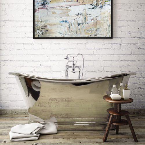 Bathwaters   BCD Nickel Bath Set Oct18