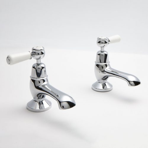 Bathwaters   CTB110 Victrion Bath Taps Lever
