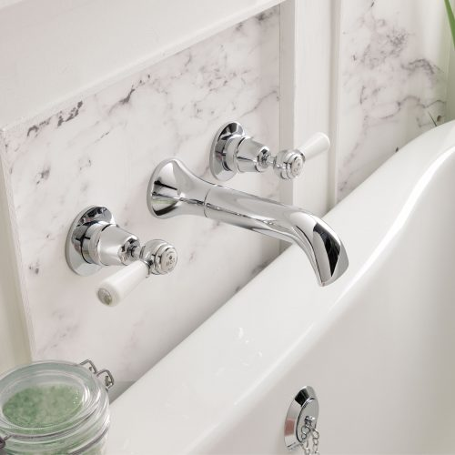 Bathwaters   tap lever