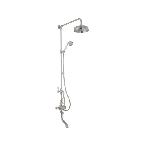 triple valve shower with spout CSA005BN