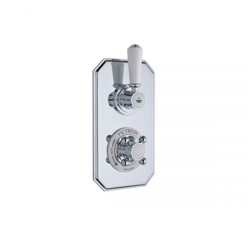 West One Bathrooms Online csa020 victrion twin concealed valve co crown 1