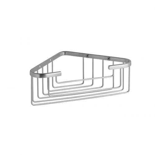 West One Bathrooms Online single corner basket CMA050BC