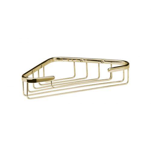West One Bathrooms Online – single corner basket CMA050G