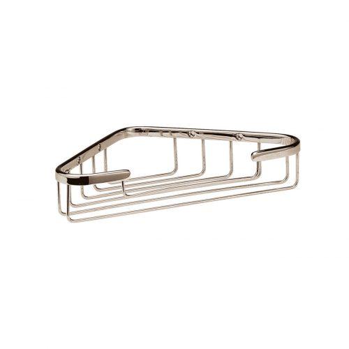 West One Bathrooms Online – single corner basket CMA050N