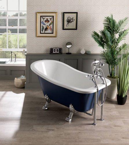 Bathwaters   BAU015 Fordham Slipper