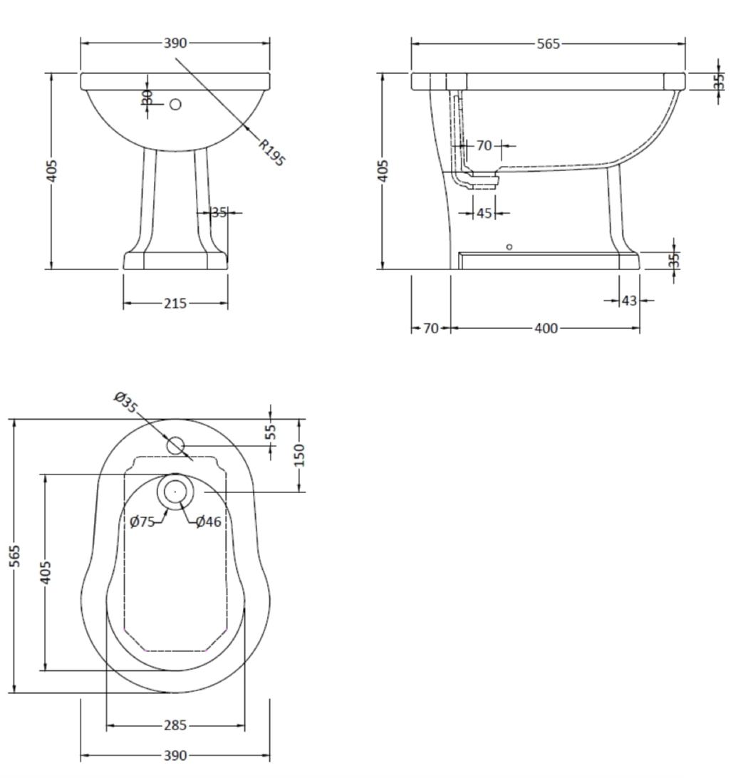 Bathwaters  BAYC023 technical