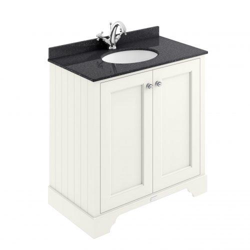 Bathwaters   BAYF106 800 2 Door Basin Cabinet