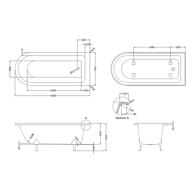 Bathwaters   Bayswater Technical   bayb113 baths v1 ld