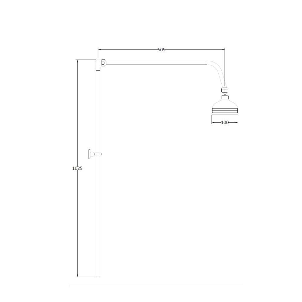 West One Bathrooms Online – BAYS210 spec