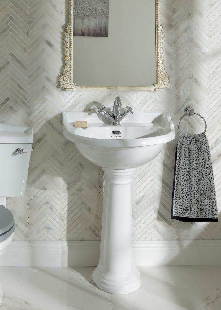 Pedestal & Freestanding Basins