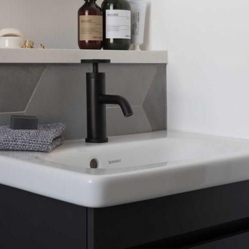 5th Avenue Monobloc Basin Mixer 5