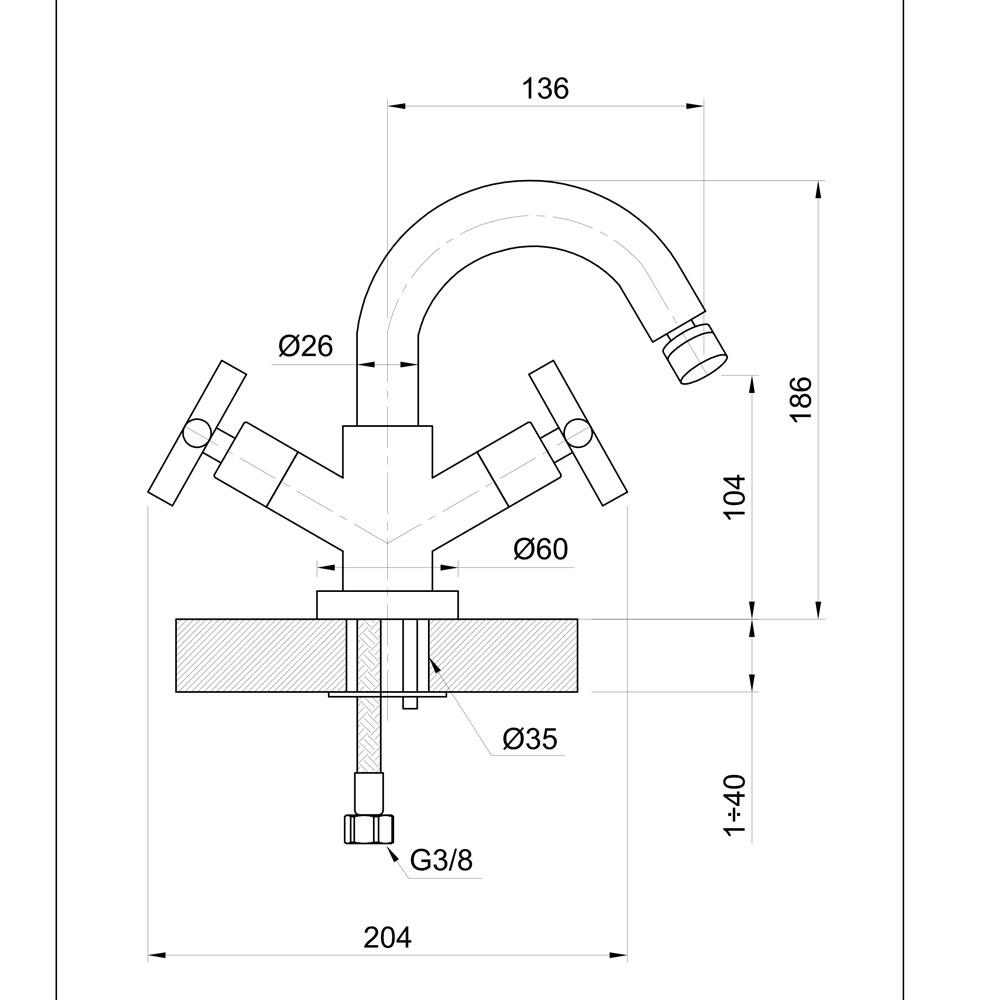FLY2710 – Scheda Tecnica