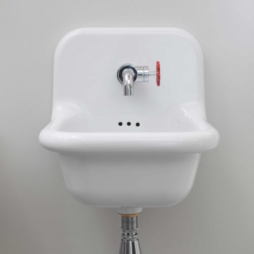 West One Bathrooms 5th Avenue Wall Monobloc – Red Soho