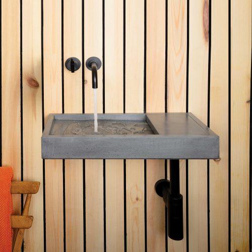 West One Bathrooms – Flor Mini A1 – Iron
