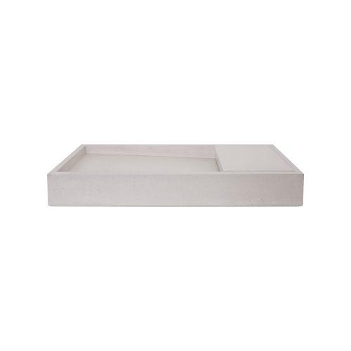 West One Bathrooms Online  Flor Mini A1 – Ivory