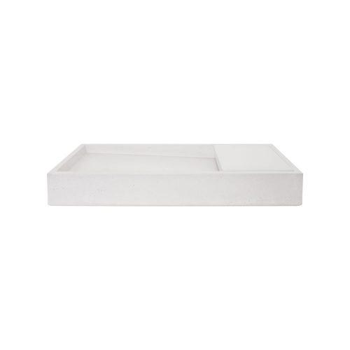 West One Bathrooms Online  Flor Mini A1 – White