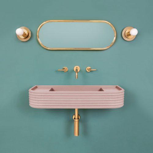 West One Bathrooms Online Kast Concrete Basins – Iva 01
