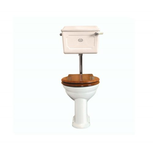 Low level Ceramic Cistern WC Set AW NP