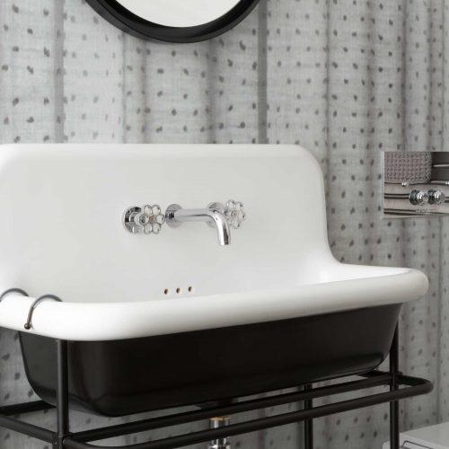 West One Bathrooms 5th Avenue 150mm Spout