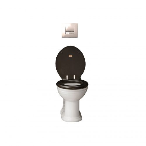 West One Bathrooms Online – Thomas Crapper Venerable Back To Wall Toilet Set NP