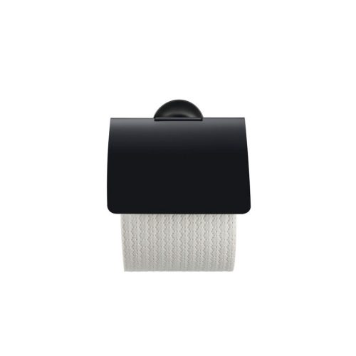 West one Bathrooms  Duravit Starck T Paper Holder with Cover