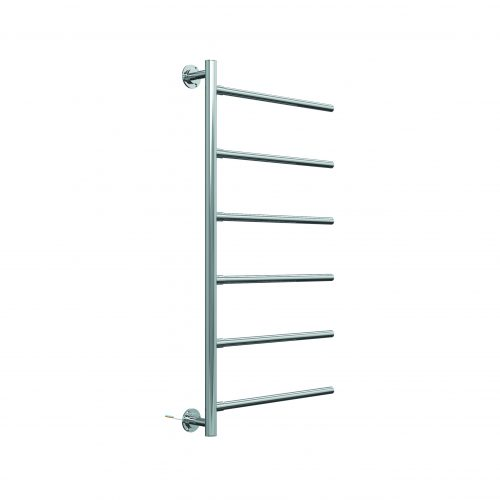 West One Bathrooms Online Float 1 Polished Stainless Steel