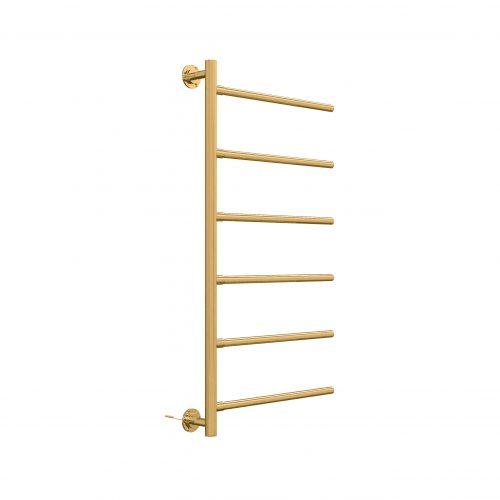 West One Bathrooms Online Float 1 Satin Brass