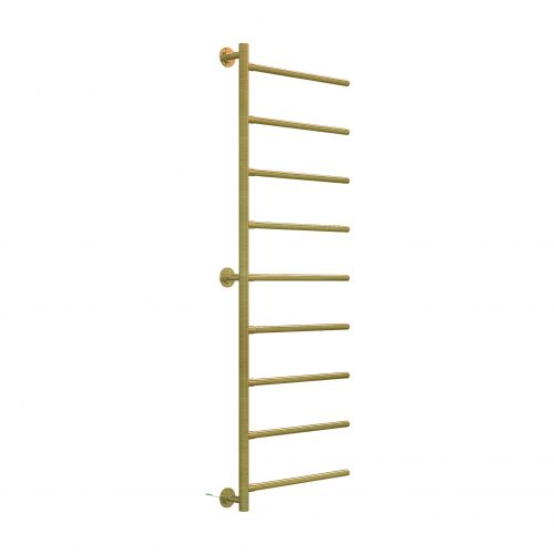 West One Bathrooms Online Float 2 Satin Brass Unlacquered