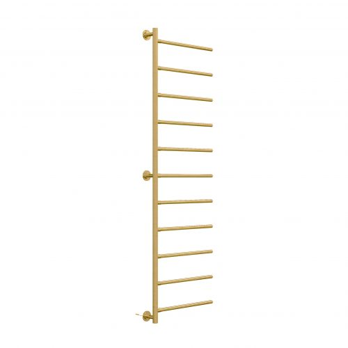 West One Bathrooms Online Float 3 Satin Brass