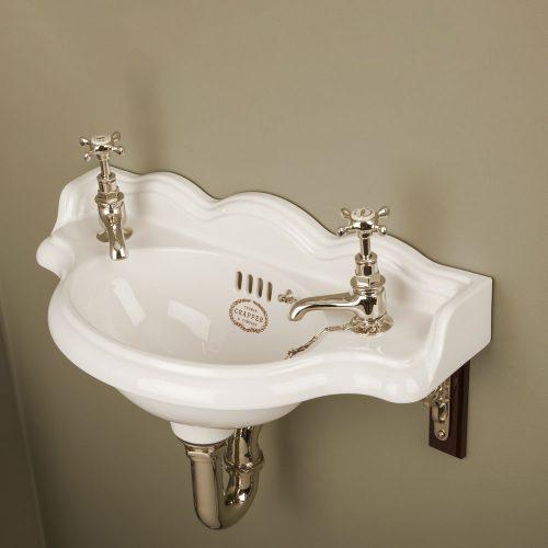 West One Bathrooms Online – Marlborough Cloakroom Basin