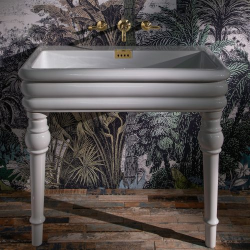 West One Bathrooms Online – Shevington Console basin